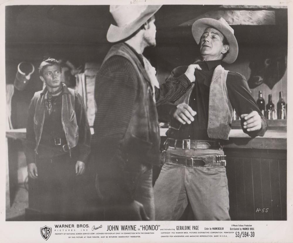 Hondo, l'Homme du Désert - Hondo - 1955 - Page 2 Wayne526