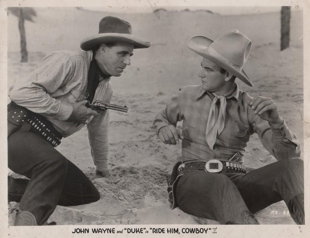 Ride Him, Cowboy - 1932 Wayne538