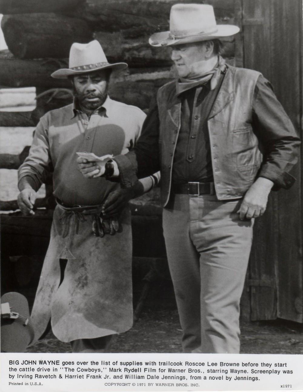Les cowboys - The Cowboys - 1972 - Page 3 Wayne695