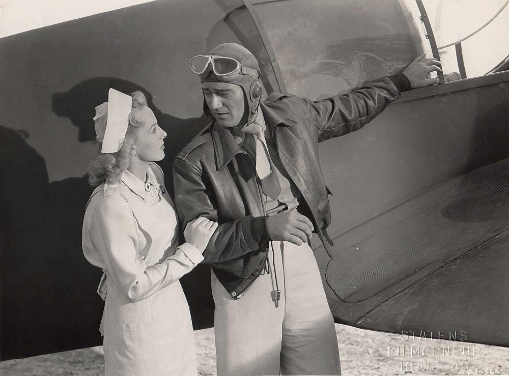 Les tigres volants - Flying Tigers - 1942 Wayne752