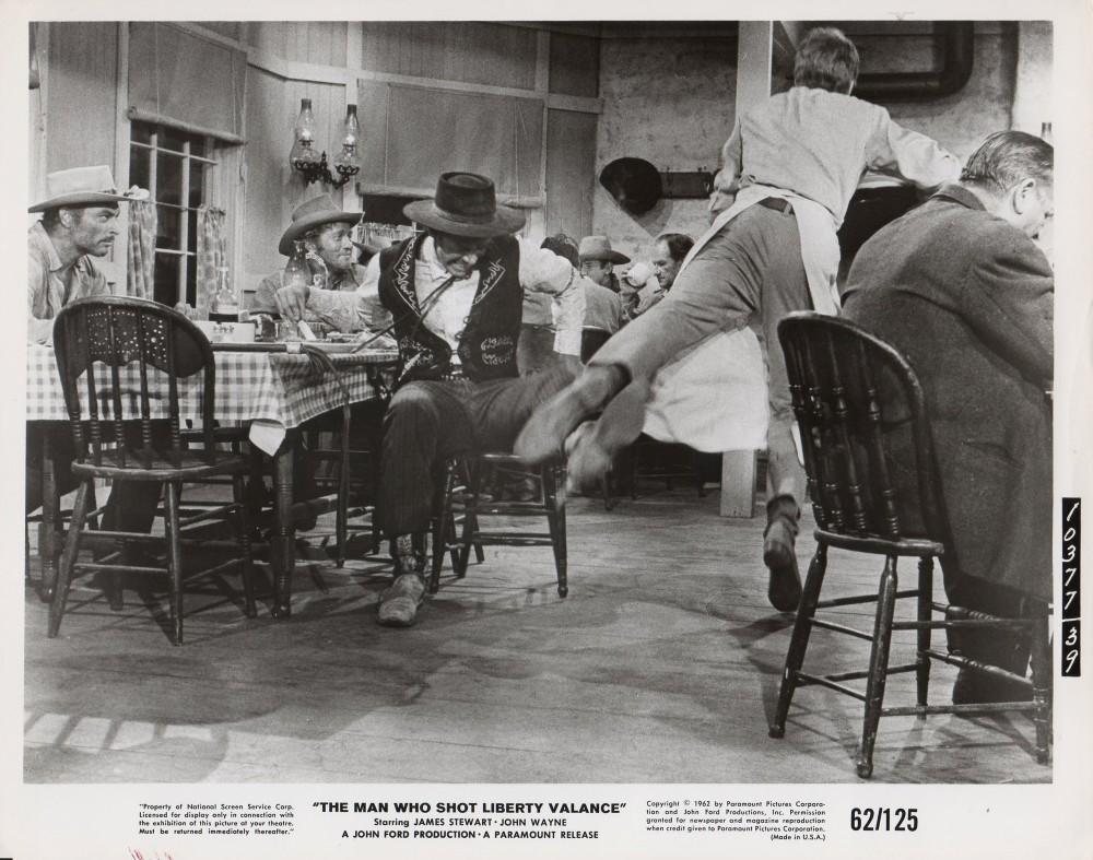 L'homme qui tua Liberty Valance-The Man Who Shot ... - 1962 - Page 3 Wayne787
