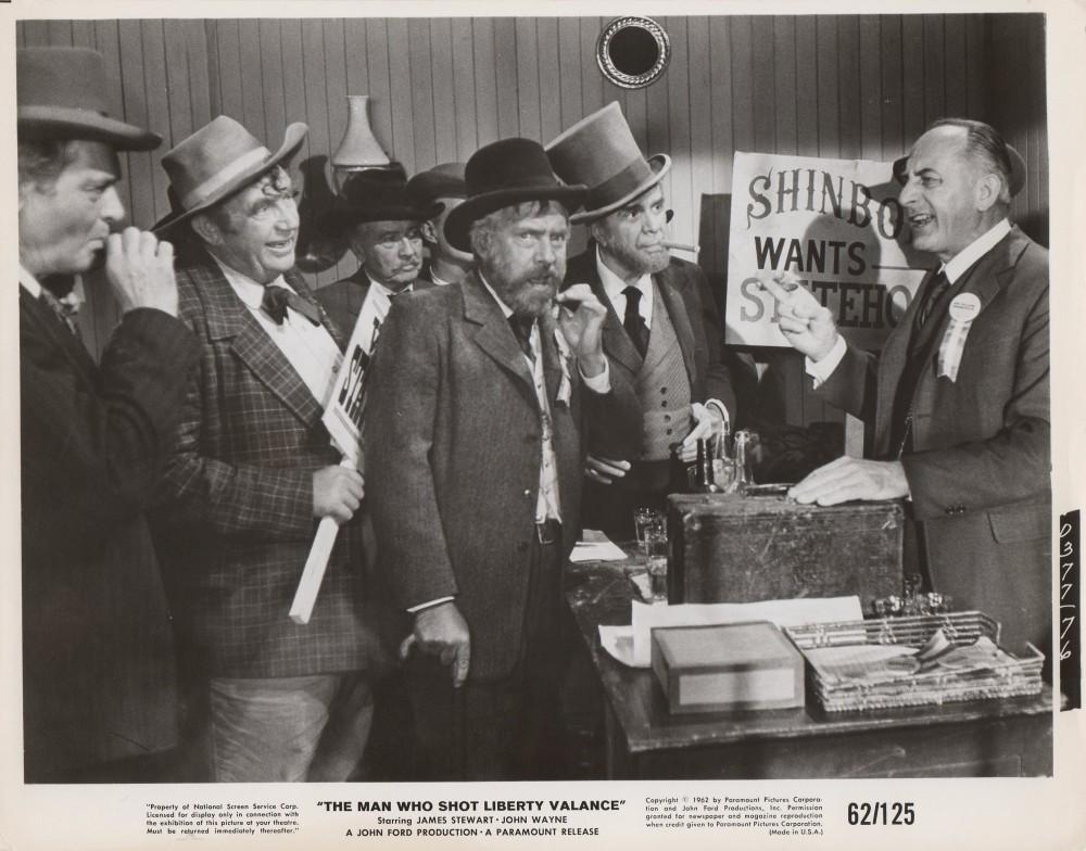 L'homme qui tua Liberty Valance-The Man Who Shot ... - 1962 - Page 3 Wayne810
