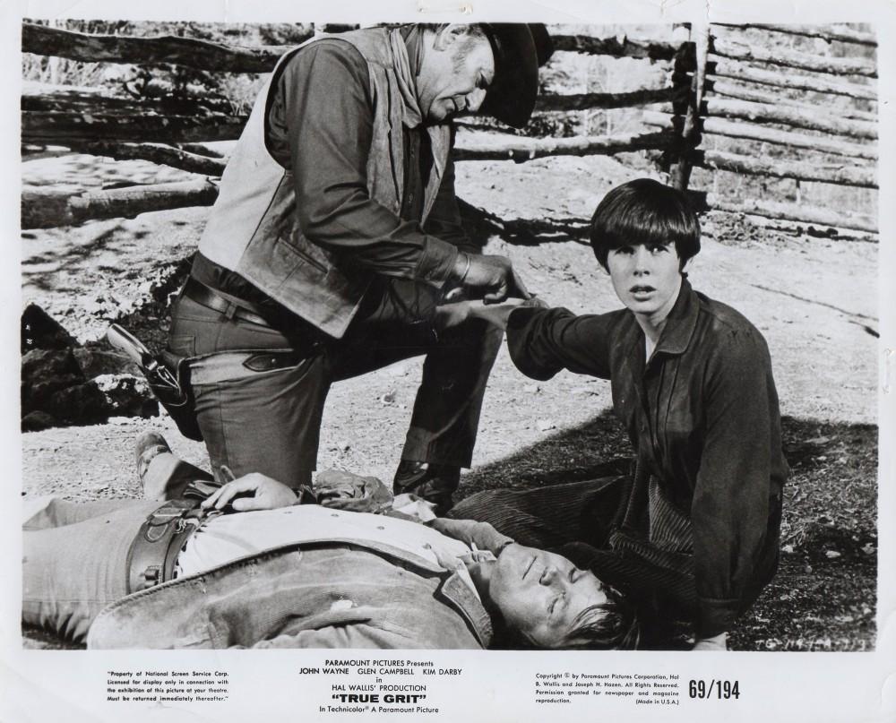 100 $ pour un shériff - True Grit-1969 - Page 2 Wayne878