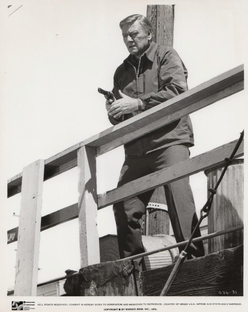 Un silencieux au bout du canon - McQ - 1974 Wayne910