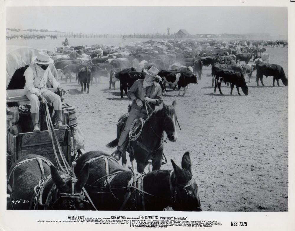 Les cowboys - The Cowboys - 1972 - Page 3 Wayne915