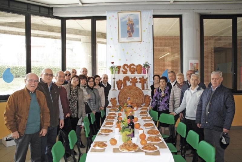 Resuttano e San Giuseppe, a San Carlo il famoso pane Resutt13