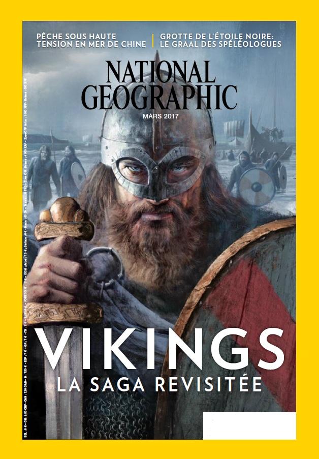 [Revue National Géographic] - VIKINGS. La saga revisitée 110