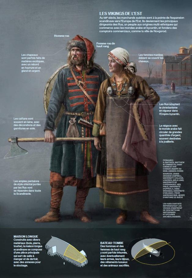 [Revue National Géographic] - VIKINGS. La saga revisitée H12