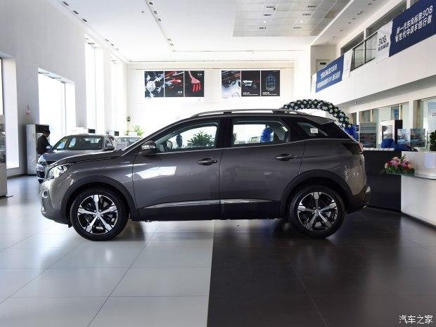 2016 - [Peugeot] 3008 II [P84] P31110
