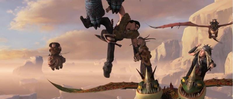 Dragons 2 [spoilers présents] DreamWorks (2014) - Page 4 10257210