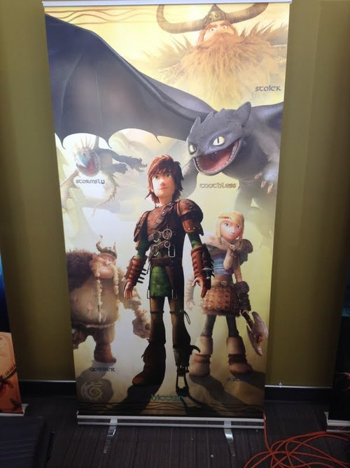 Dragons 2 [sans spoilers] DreamWorks (2014) 13666110