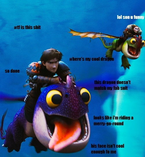 Dragons 2 [sans spoilers] DreamWorks (2014) 19013810