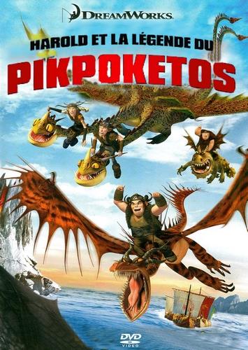 Dragons : Harold et la légende du Pikpoketos (2010) DreamWorks 23021310
