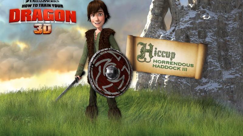 Harold Horrib' Haddock III (Hiccup Horrendous Haddock III) How-to16