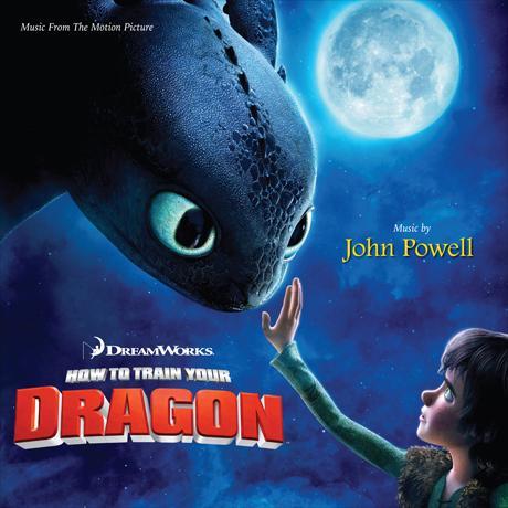 John Powell, Bande Originale de Dragons (2010) DreamWorks How_to13