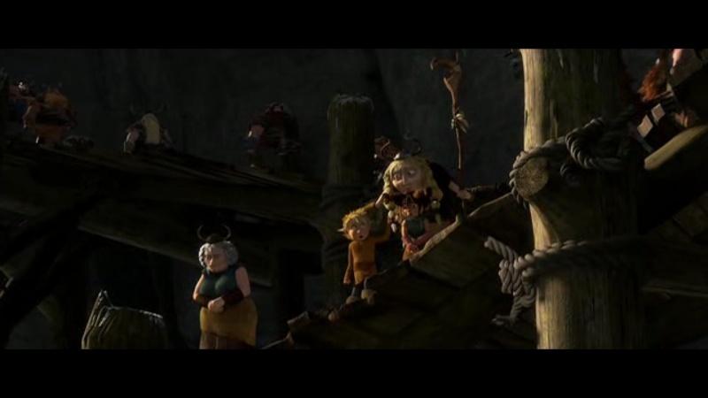 Dragons (2010) DreamWorks Sans_t18