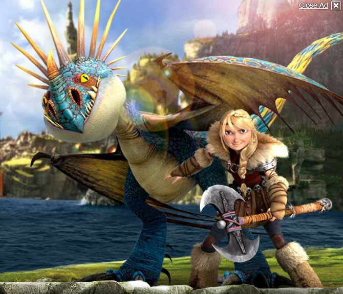 [20th Century Fox] Dragons 2 (2014) - Page 21 Sdc10