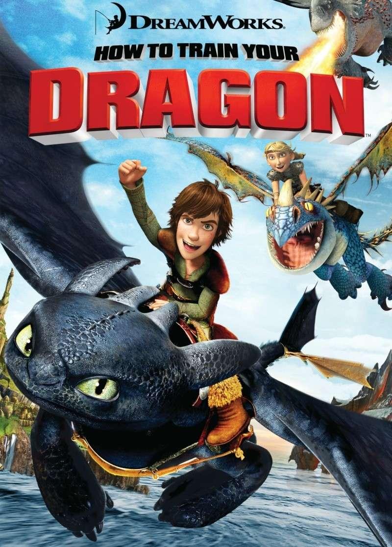 Dragons (2010) DreamWorks Sunfes10