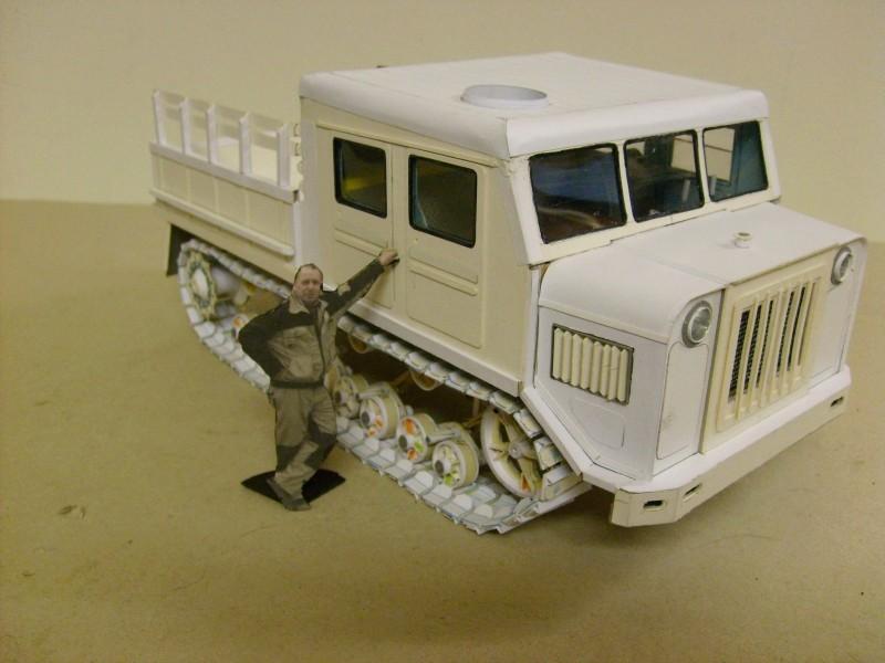 Artilleriezugmittel AT-S M1:20 ein neuer Versuch ! gebaut von klebegold - Seite 2 127k10