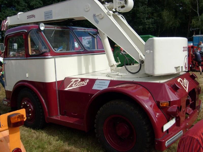 """Kranwagen """" PUMA"""" Eigenbau M1:20 gebaut von klebegold B111"""
