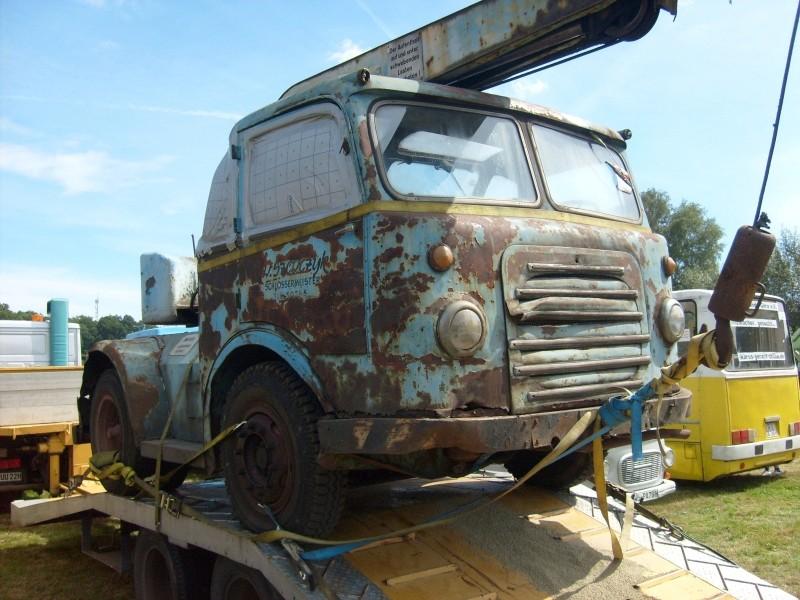 """Kranwagen """" PUMA"""" Eigenbau M1:20 gebaut von klebegold B210"""