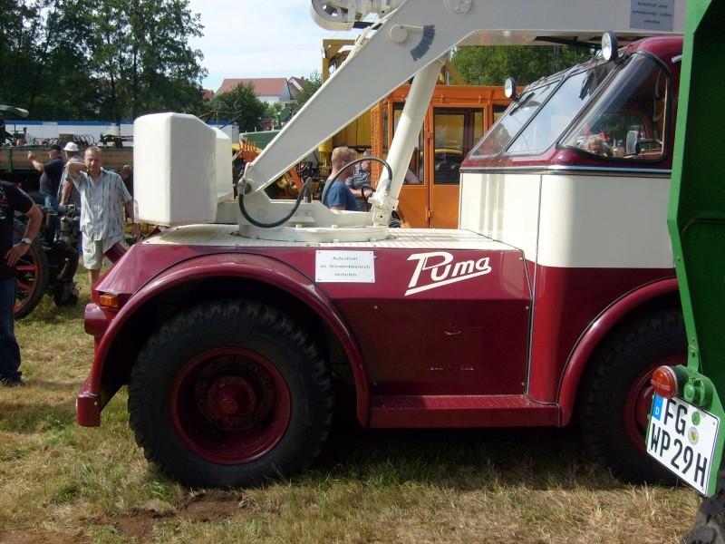 """Kranwagen """" PUMA"""" Eigenbau M1:20 gebaut von klebegold B310"""