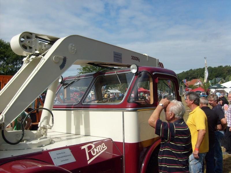 """Kranwagen """" PUMA"""" Eigenbau M1:20 gebaut von klebegold B410"""