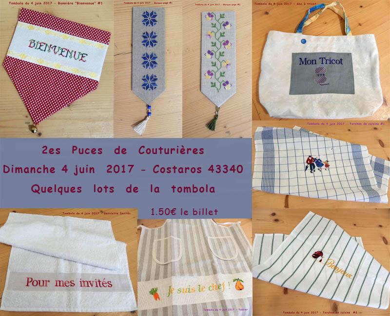 PUCES DE COUTURIERES & tombola Tombol10