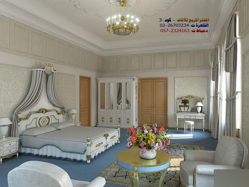 ارقى تصميمات لغرف النوم  الاستيل 2017 00314