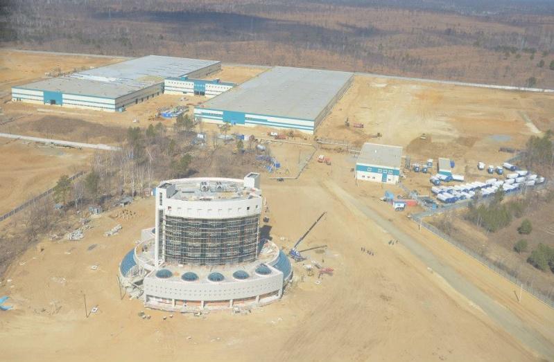Cosmodrome de Vostotchniy - Page 16 31020312