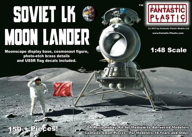 Un nouveau module lunaire sovietique -LK- au 1/48 chez fantastic-plastic Soviet10