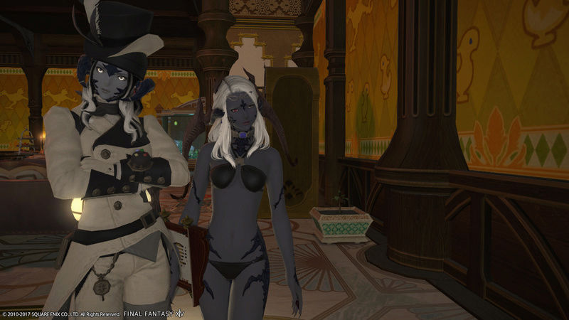 Vos souvenirs dans la maison de guilde Ffxiv_14