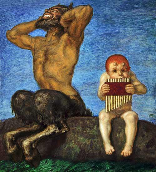 La musique dans la peinture - Page 7 Franz_10