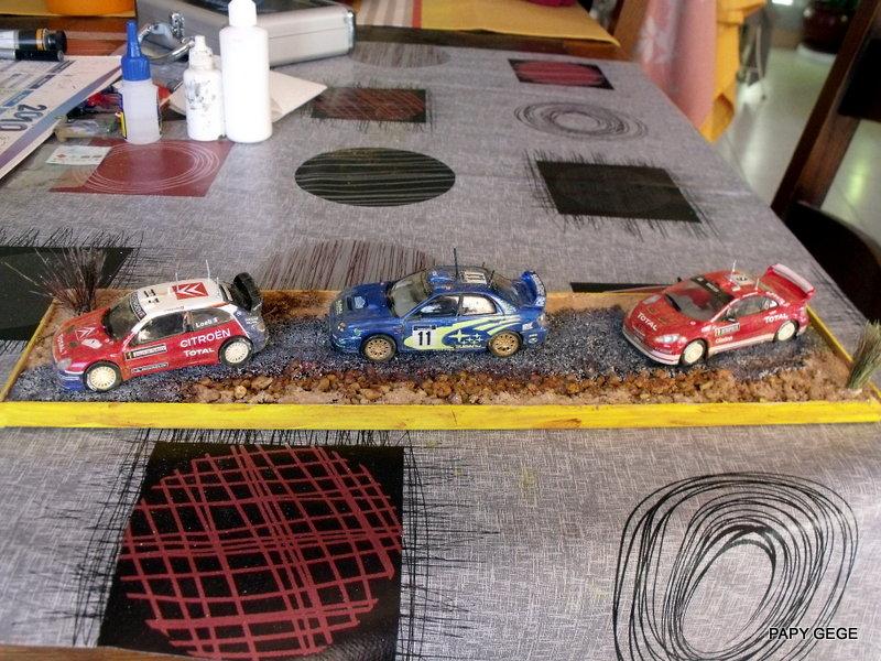 Rallye championship Subaru WRC / Xara WRC / 307 WRC 1/43 HELLER - Page 3 01-dsc11