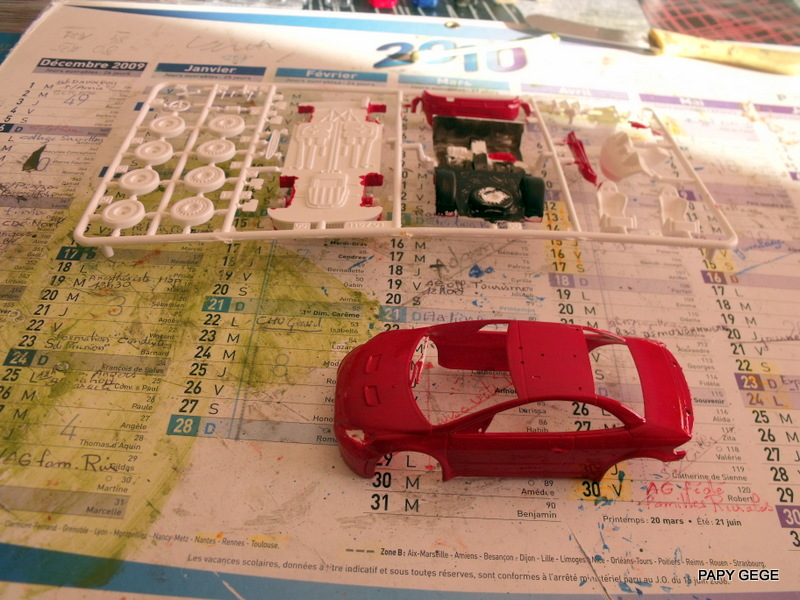 Rallye championship Subaru WRC / Xara WRC / 307 WRC 1/43 HELLER - Page 2 03-dsc10