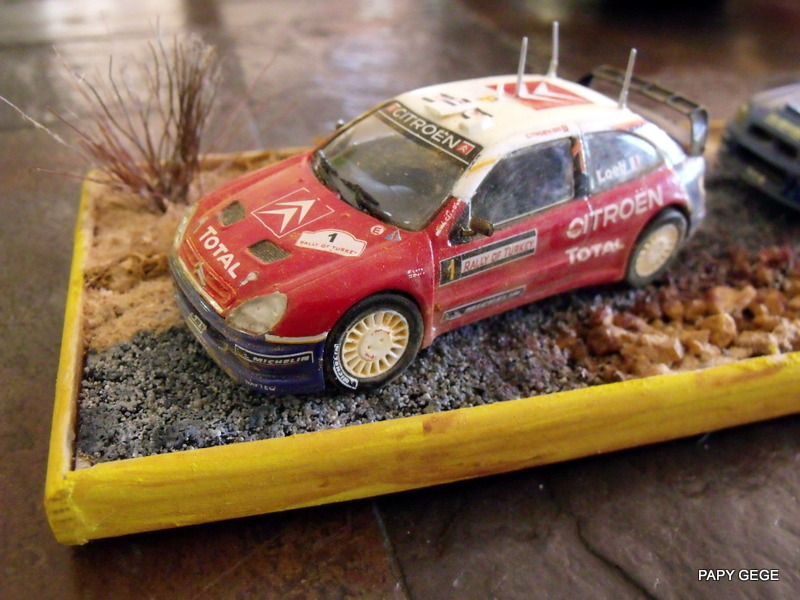 Rallye championship Subaru WRC / Xara WRC / 307 WRC 1/43 HELLER - Page 3 03-dsc11