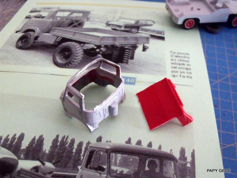 Tracteur de piste base Saviem 4x4 au 1/50 03-dsc16