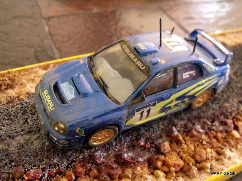 Rallye championship Subaru WRC / Xara WRC / 307 WRC 1/43 HELLER - Page 3 04-dsc11