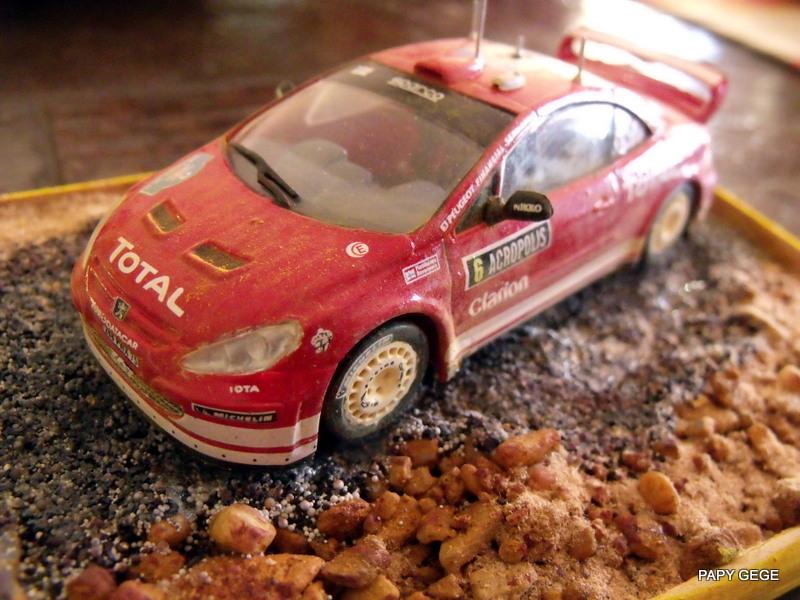 Rallye championship Subaru WRC / Xara WRC / 307 WRC 1/43 HELLER - Page 3 05-dsc11