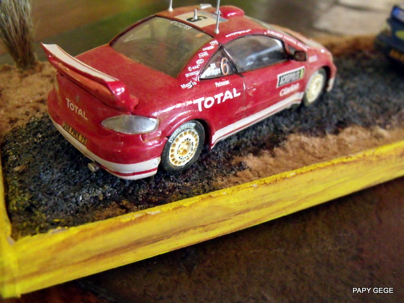 Rallye championship Subaru WRC / Xara WRC / 307 WRC 1/43 HELLER - Page 3 06-dsc11
