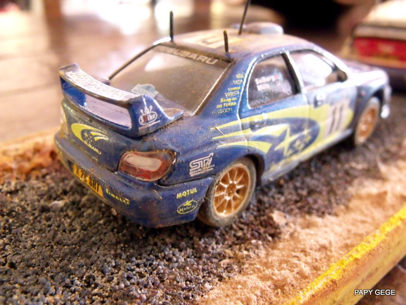 Rallye championship Subaru WRC / Xara WRC / 307 WRC 1/43 HELLER - Page 3 07-dsc11