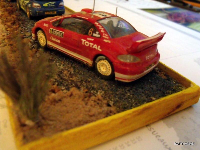 Rallye championship Subaru WRC / Xara WRC / 307 WRC 1/43 HELLER - Page 3 08-dsc10