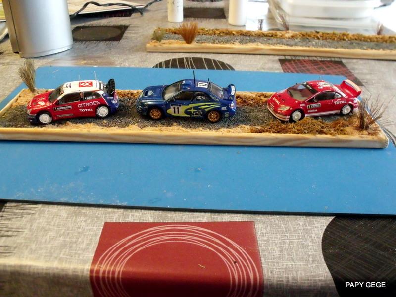 Rallye championship Subaru WRC / Xara WRC / 307 WRC 1/43 HELLER - Page 3 1-dscf10