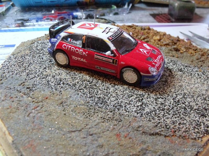 Rallye championship Subaru WRC / Xara WRC / 307 WRC 1/43 HELLER - Page 2 10-dsc10