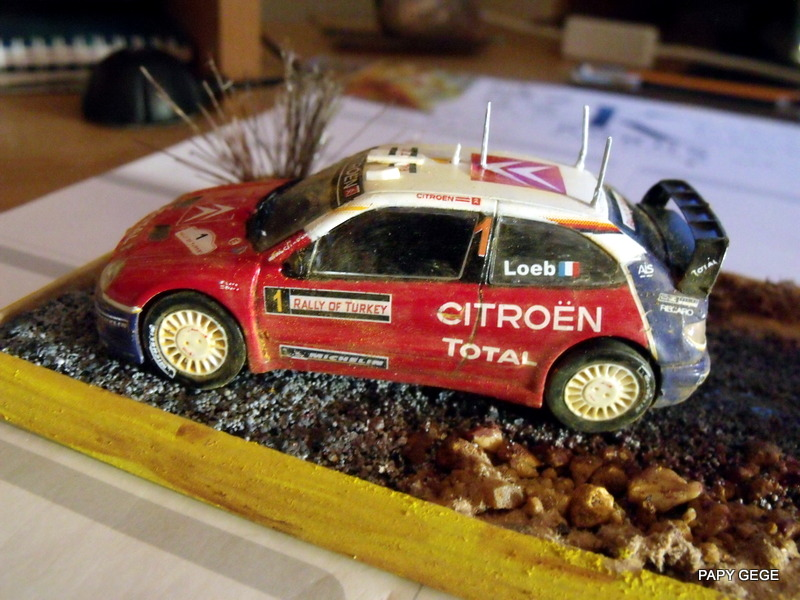 Rallye championship Subaru WRC / Xara WRC / 307 WRC 1/43 HELLER - Page 3 10-dsc12