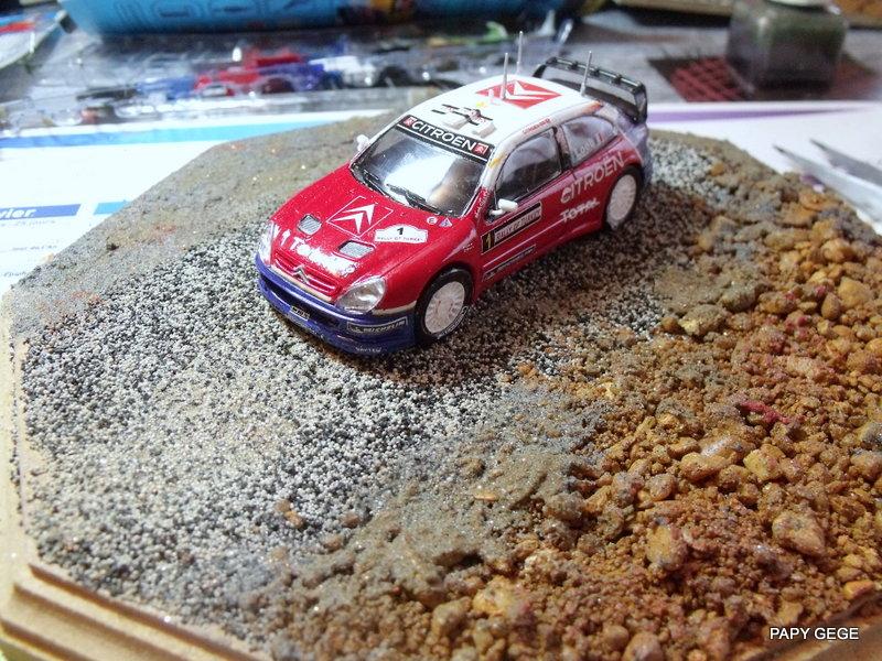 Rallye championship Subaru WRC / Xara WRC / 307 WRC 1/43 HELLER - Page 2 11-dsc10