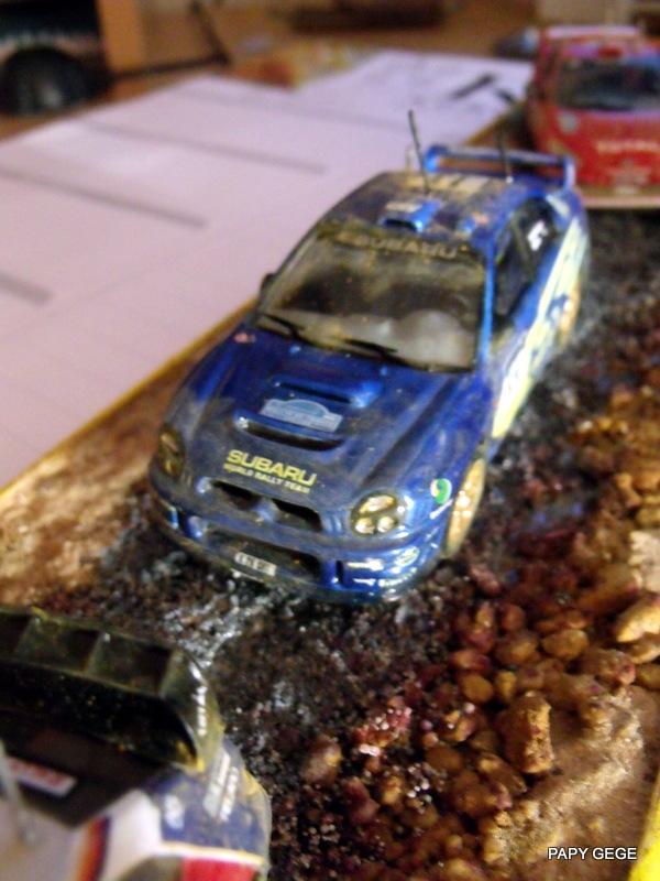 Rallye championship Subaru WRC / Xara WRC / 307 WRC 1/43 HELLER - Page 3 12-dsc12