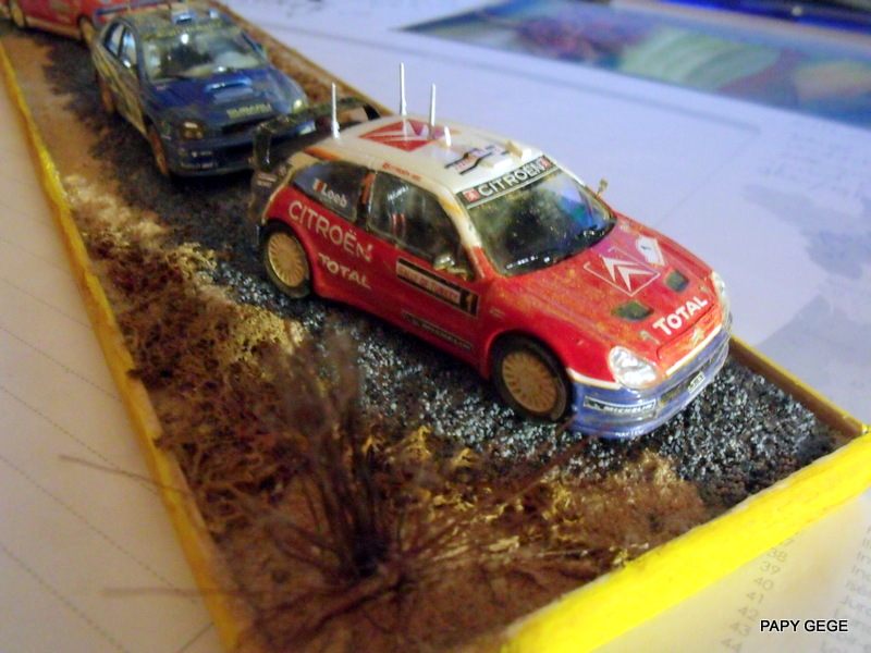 Rallye championship Subaru WRC / Xara WRC / 307 WRC 1/43 HELLER - Page 3 14-dsc12