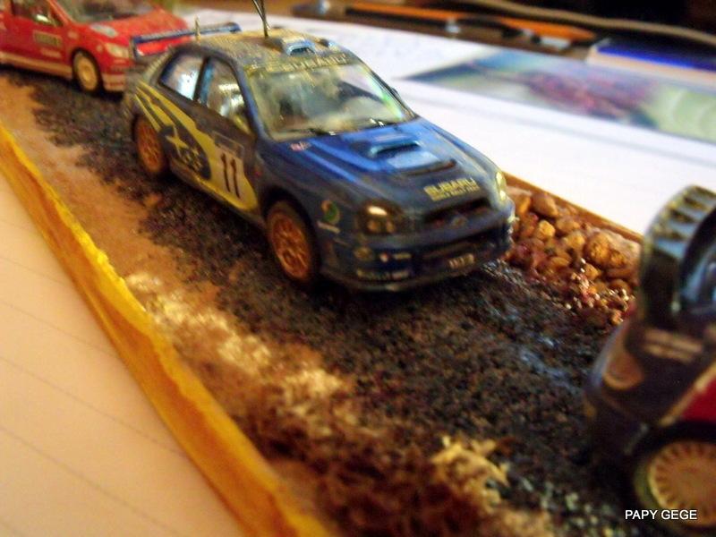 Rallye championship Subaru WRC / Xara WRC / 307 WRC 1/43 HELLER - Page 3 15-dsc12