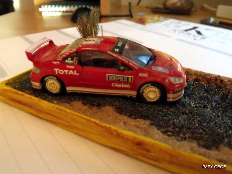 Rallye championship Subaru WRC / Xara WRC / 307 WRC 1/43 HELLER - Page 3 16-dsc12